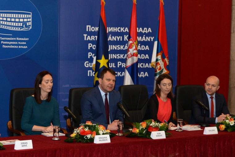 У Покрајинској влади најављен програм 16. Београдског фестивала игре