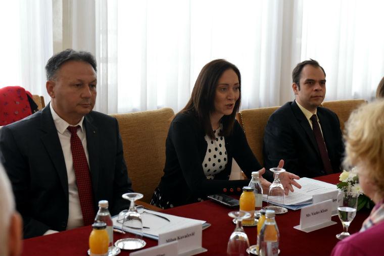 Снажна подршка чешкој националној заједници у Војводини