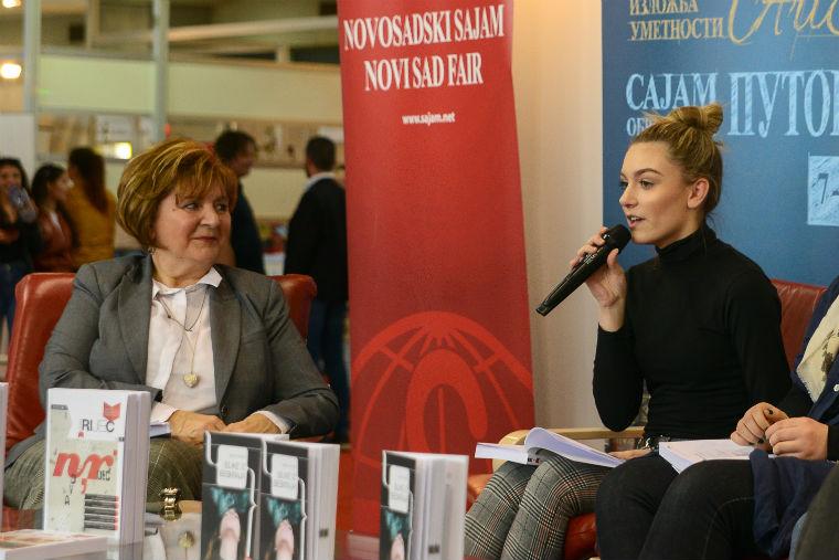"Predstavljena izdanja NIU ""Hrvatska riječ"" i Zavoda za kulturu vojvođanskih Rusina"
