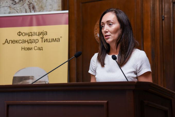 "Уручена прва награда за књижевност ,,Александар Тишма"""
