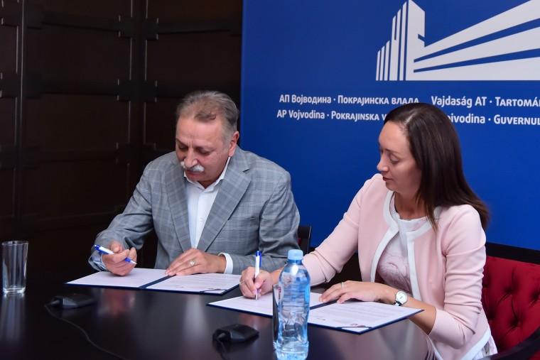 Потписан уговор о техничко технолошком опремању нове зграде Радио телевизије Војводине