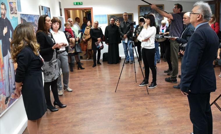 Dragana Milošević otvorila izložbu digitalnih printova u Pečuju