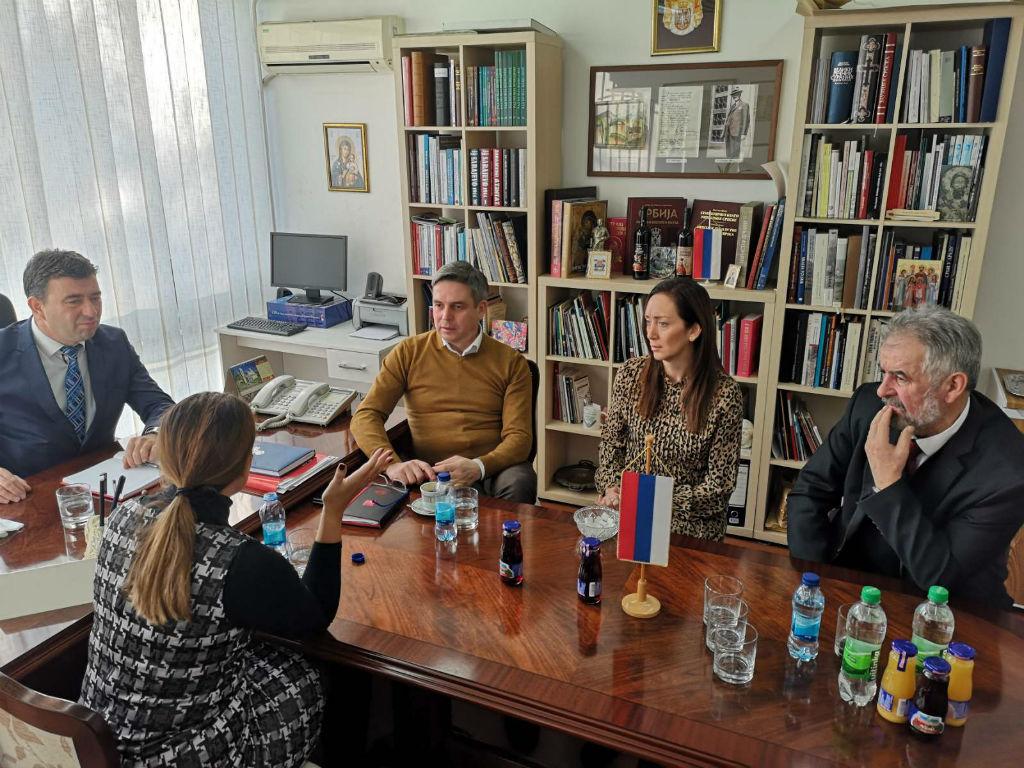 Dragana Milošević: Digitalizacija pet regionalnih muzeja Republike Srpske stvara jedinstvo srpskog kulturnog prostora