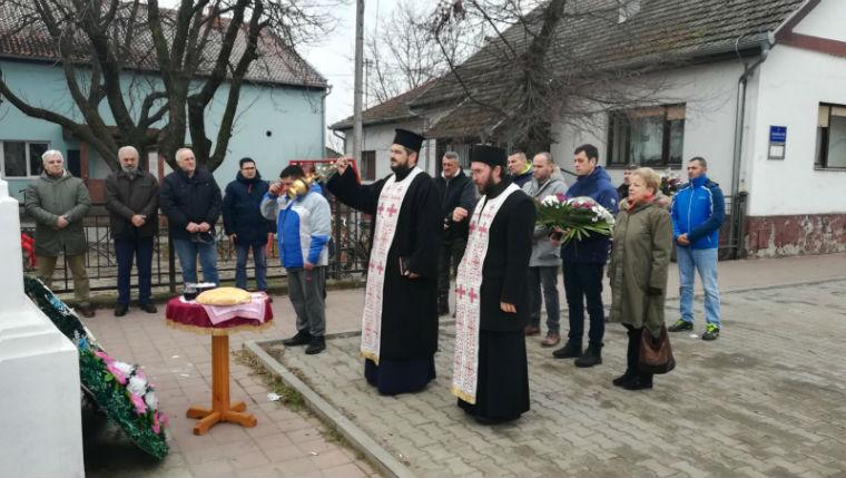 Молитвом у спомен погубљенима обележена 78. годишњица Рације у јужној Бачкој