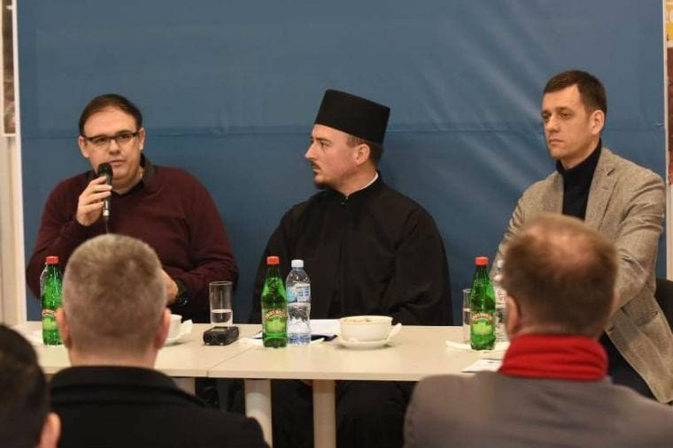 """Tribina """"Stogodišnjica obnovljenja Srpske patrijaršije"""""""