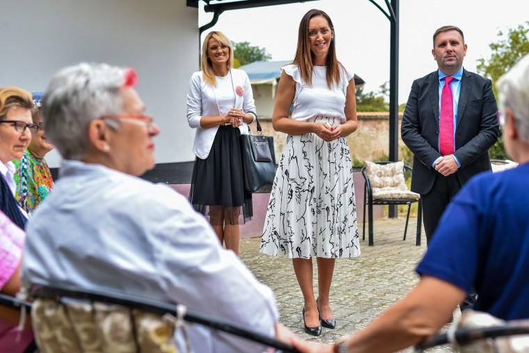 Драгана Милошевић отворила Сабор културног стваралаштва у Жабљу
