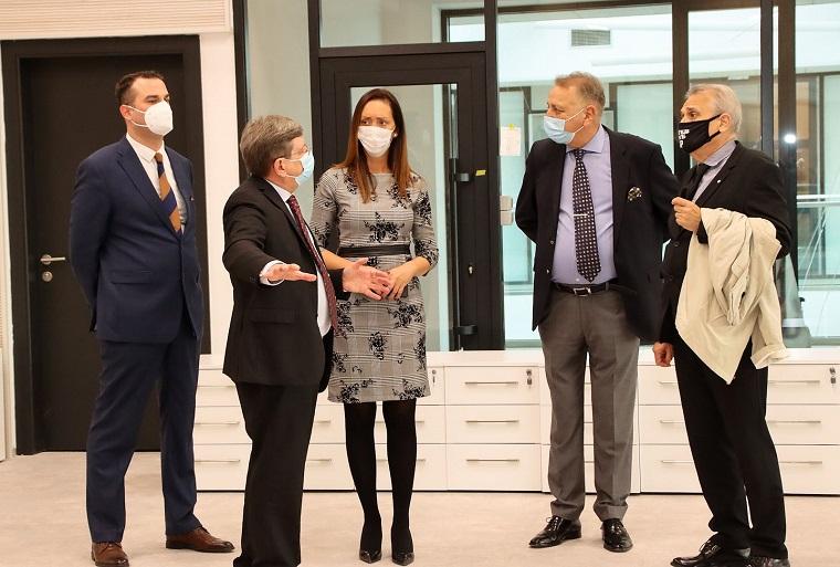 Драгана Милошевић присуствовала пуштању у рад програма на мађарском језику Радио Новог Сада емитован из нове зграде РТВ