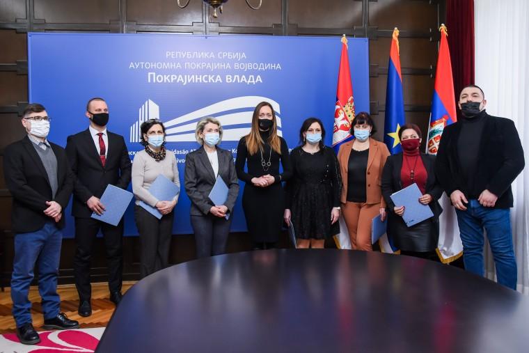 Драгана Милошевић: Континуирана подршка информисању на језицима националних мањина