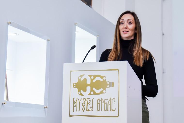 Драгана Милошевић присуствовала обележавању пет година од оснивања Градског музеја у Врбасу