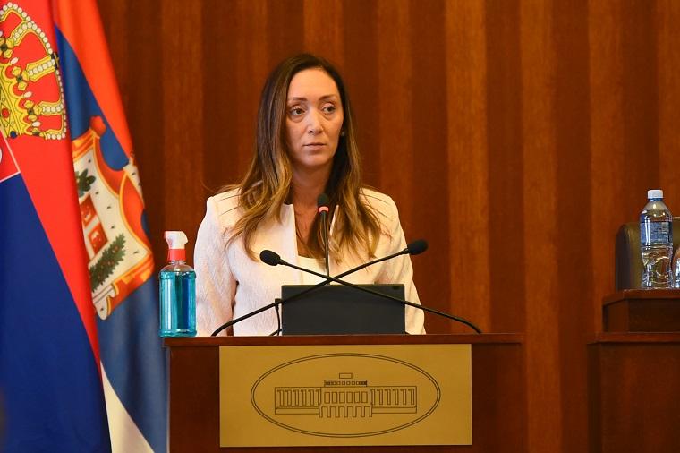 Драгана Милошевић образложила нови предлог Закона о обнови културно – историјског наслеђа Сремских Карловаца
