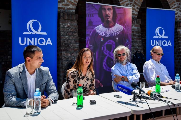 Dragana Milošević: Osmi Šekspir festival uz podršku Pokrajinske vlade