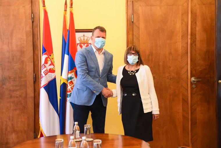 Мировић и Гојковић о заштити културно-историјског наслеђа